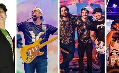 7 programas que você não pode perder neste fim de semana em Goiânia