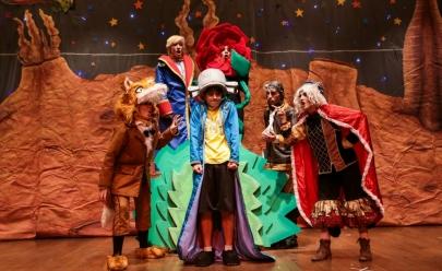 Menino Maluquinho se aventura pelos livros infantis em espetáculo em Goiânia