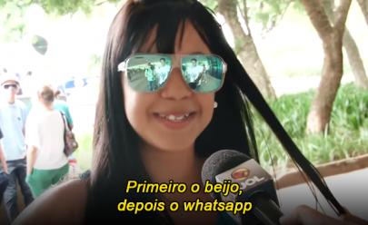 Meme vira tema de festa em que é 'proibido sair sem beijar na boca' em Brasília
