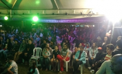 Samambaia recebe 118º edição do Sarau Complexo