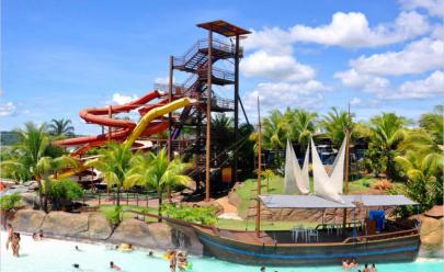 Hóspedes do Prive Hotéis & Parques têm acesso livre aos parques aquáticos e entrada gratuita para crianças em Caldas Novas
