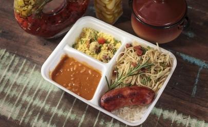 Restaurante em Águas Claras investe em comida típica mineira por R$12,90