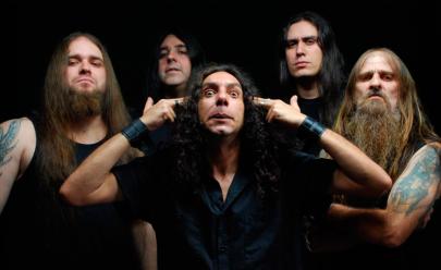 Palco do Martim Cererê em Goiânia recebe metal da banda Korzus