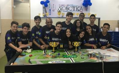 Alunos do Sesi do Vila Canaã criam hidrômetro pré-pago