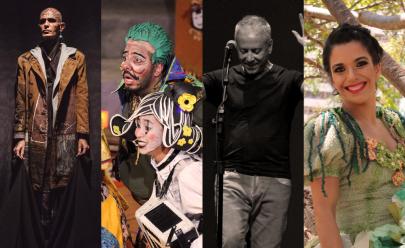 Confira programação completa de junho do Teatro Sesc Centro em Goiânia