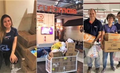 Estudantes de Goiânia se mobilizam e arrecadam alimentos para as vítimas do ciclone na África