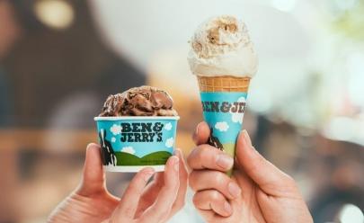 Ben & Jerry's chega a Goiânia com distribuição gratuita (e a vontade) de sorvete