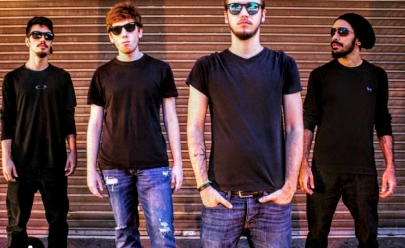 Banda de rock goiana lança álbum e ganha destaque no exterior