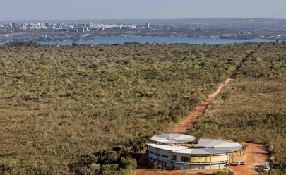 Jardim Botânico de Brasília recebe espetáculo teatral ao ar livre