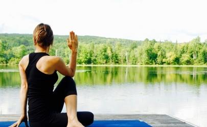 Grupo oferece práticas de Yoga, Tai Chi Chuan e meditação gratuitas toda semana nos parques de Goiânia