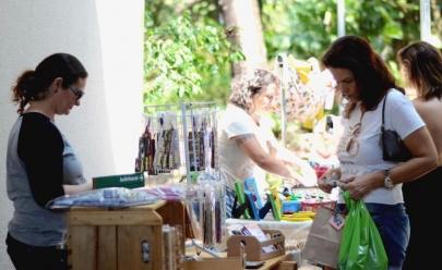 Feira Enova: edição especial do dia dos namorados de evento em Brasília traz liquidações e exposição de produtores locais
