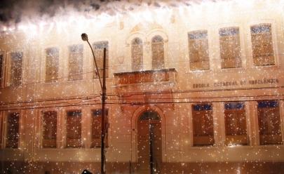 Janelas Encantadas terá cores, fogos e efeitos especiais em Uberlândia