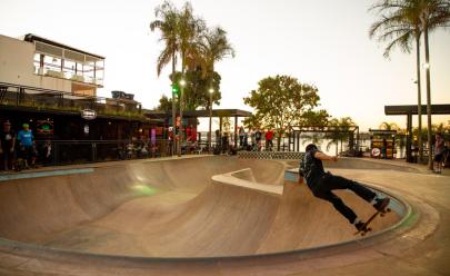 Brasília recebe etapa do circuito brasileiro de skate