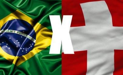Brasil enfrenta Suíça em jogo de estreia na Copa do Mundo 2018