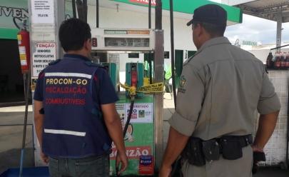 Dono de posto é preso por venda de combustível adulterado em Goiânia