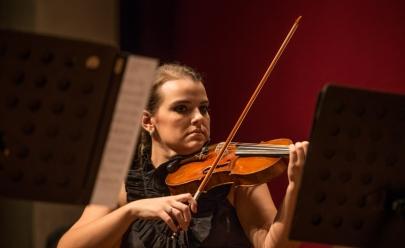 Filarmônica faz apresentação especial de Natal com entrada gratuita em Goiânia