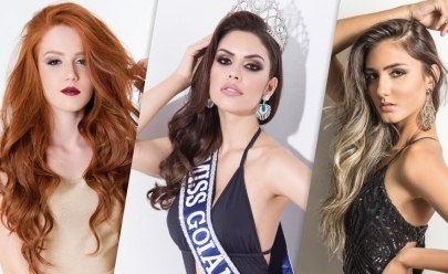 Conheça em detalhes todas as candidatas a Miss Goiás 2016