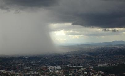 Chuva chega a Uberlândia e onda de frio deve atingir cidades do Triângulo e Alto Paranaíba no fim de semana