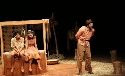 Terça no Teatro apresenta 'No Fundo do Poço' em Goiânia