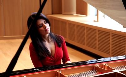 Projeto musical em Brasília abre a temporada com concerto de pianista aclamada mundialmente