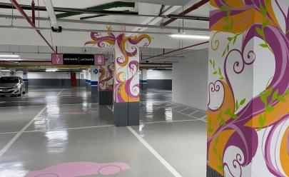 Shopping Bougainville inova com vagas exclusivas para gestantes e carga gratuita de carros elétricos em Goiânia