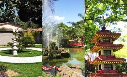 Os mais belos jardins japoneses para curtir ou fotografar em Goiás e região