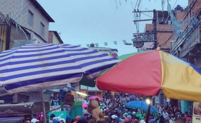 Bailão de Carnaval na 44 já tem mais de 23 mil interessados em comparecer no evento