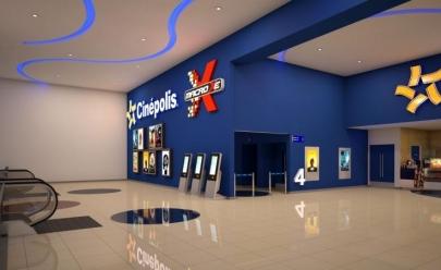 Cinépolis chega a Goiânia com a maior tela de cinema da cidade e som 360 graus no Shopping Cerrado