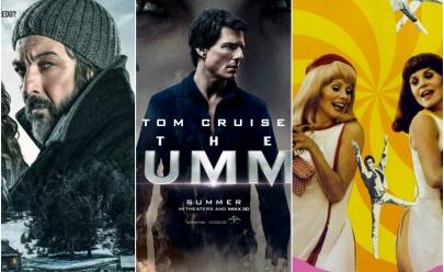Cinema: lançamentos e clássico francês chegam às telas de Goiânia