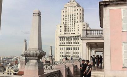 Mirante do Edifício Martinelli é reaberto para visitas no centro de São Paulo