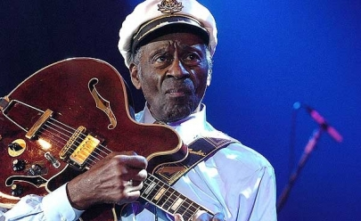 Chuck Berry, lenda do rock, morre aos 90 anos
