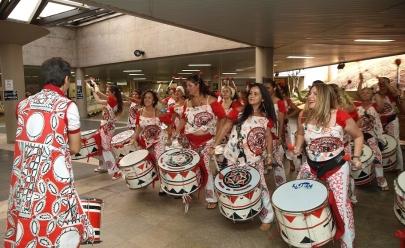Banda formada por mulheres se apresenta neste domingo em Brasília