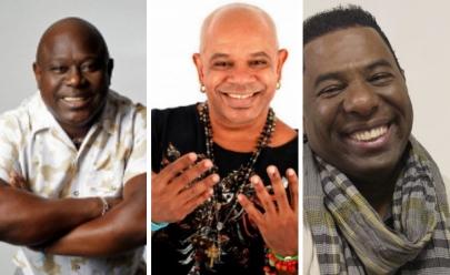 Festa em Brasília reúne ex-vocalistas da Timbalada, Terra Samba, Banda Beijo, Katinguelê e Negritude Jr