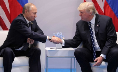 Após encerramento do Mundial na Rússia, Donald Trump e Vladimir Putin se reúnem na Finlândia