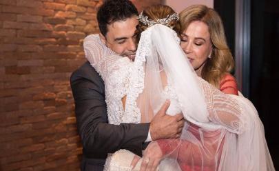 Casamento de Camilla Camargo reúne Zezé, Zilu, Graciele e Wanessa
