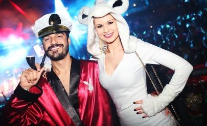Brasília recebe maior festa à fantasia do país