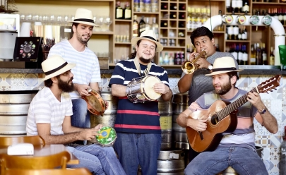 Bolshoi Pub e Heróis de Botequim se unem para agitar o Carnaval dos Amigos