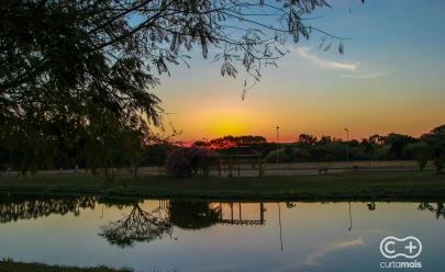 Parque Leolídio di Ramos Caiado tem ginástica, bicicleta, patins, skate e aeromodelismo no Goiânia 2