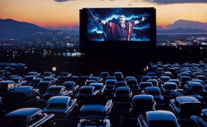 Goiânia pode ganhar drive-in pra curtir cinema no carro ao ar livre no estilo anos 50