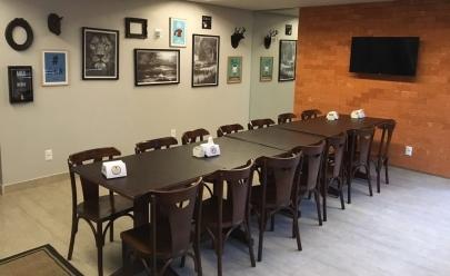 Caseratto oferece espaço para eventos com exclusividades e bom atendimento, em Goiânia