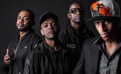 Racionais MC's completam 30 anos de carreira e fazem show em Brasília