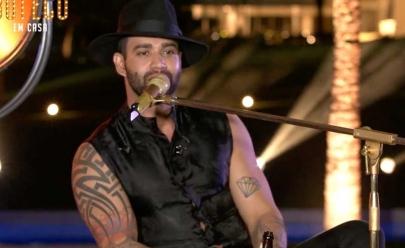 Gusttavo Lima surpreende fãs com cinco horas de show ao vivo e 10 milhões de visualizações