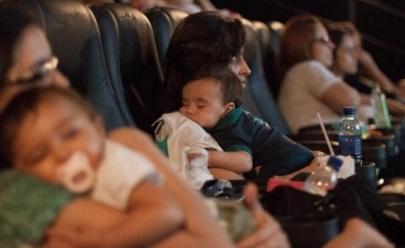 Sessão especial para mamães e bebês exibe 'Minha mãe é uma peça 3' em Uberlândia