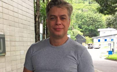 Fábio Assunção aparece irreconhecível no Rock in Rio
