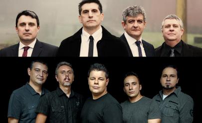 Banda Resgate e Virtud fazem show de rock gospel em Goiânia neste feriado