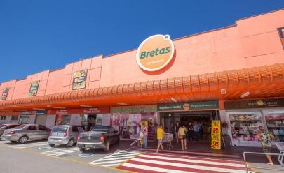 Rede Bretas lança nova proposta de preços e promete ser o supermercado mais barato do estado