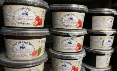 Anvisa proíbe venda de lote da geleia Piá com fungo, larvas mortas e pelo de roedor