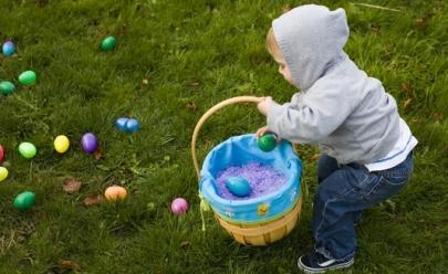 Evento promove caça aos ovos de Páscoa em Goiânia
