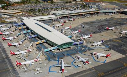 Aeroporto de Brasília é eleito o terceiro mais pontual do mundo