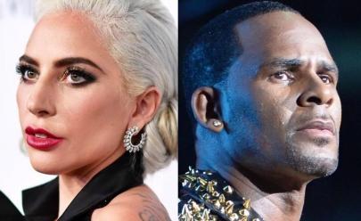 Após acusações de assédio sexual feitas contra R. Kelly, Lady Gaga se desculpa e remove parceria de streamings